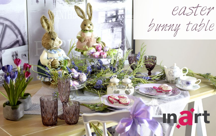 easter-bunny-table