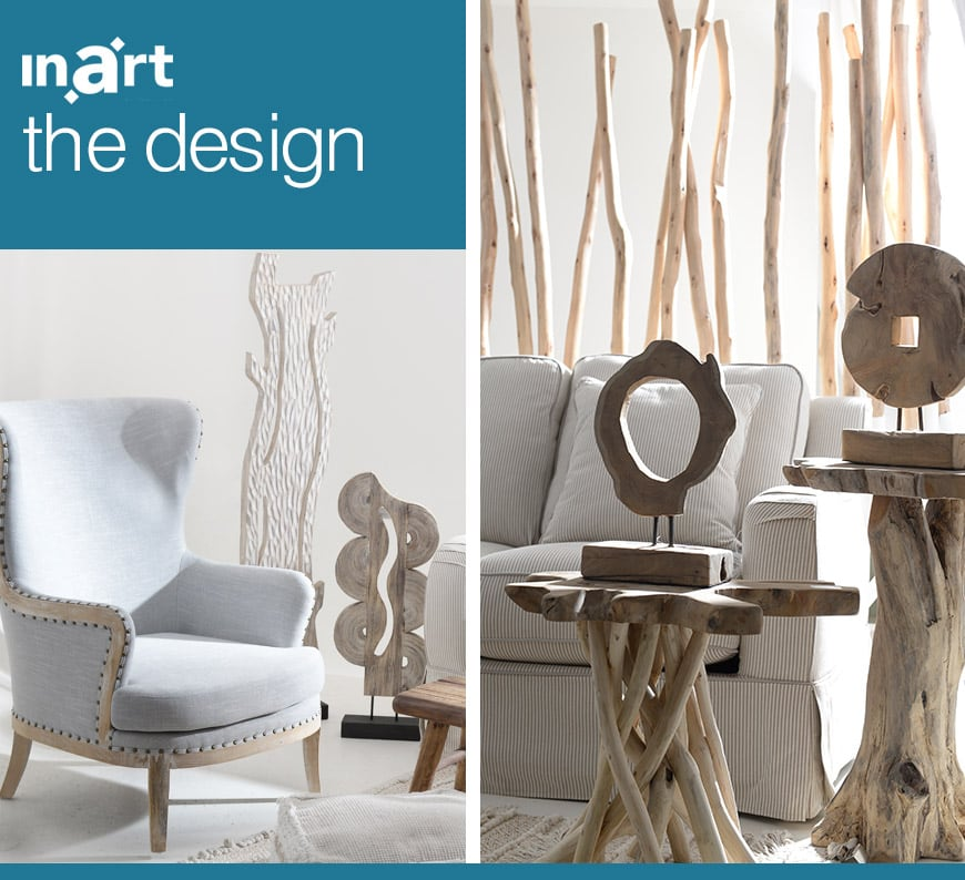 inart-June-2018Furniture: the design